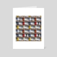facade - Art Card by anil yanik