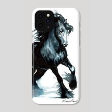 Stallion - Phone Case by Sarah Hawkinson-Patil