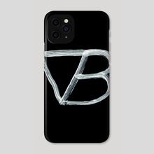 Alchemical Symbols - Vapour Bath Inverted - Phone Case by Wetdryvac WDV