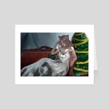 Honni 2018 - Art Card by Lyome Luv