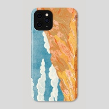 Gobi Desert Bears - Phone Case by Nano Février