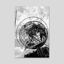 Global - Acrylic by Stephanie Feldman