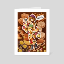 Sweetness Investigation Corps. - Art Card by opera ame