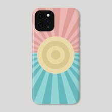 ANOTHER DAY - Phone Case by Dylan Morang