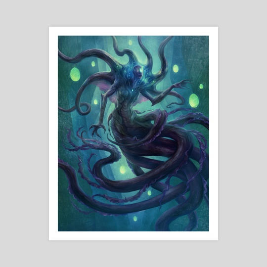 Mother Hydra by Jason Engle
