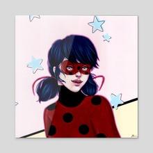 Milady - Acrylic by Etara