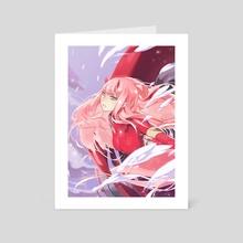 002 - Art Card by wickedalucard