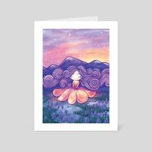 Mothers - Art Card by Amanda Yam