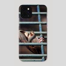 Big Mouth Bird 3  - Phone Case by Sarah DeRemer