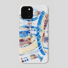 painting-60 - Phone Case by wudufu