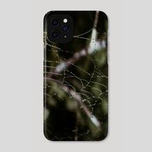 Spider Homes - Phone Case by Jillian Noss