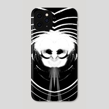 Hermit  - Phone Case by John Downing