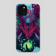Mutant Dogz - Phone Case by Brock Hofer