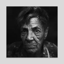 home for the elderly01 - Canvas by Vladimir Serov