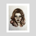 Clove - Art Print by Sarah Mary Sketches
