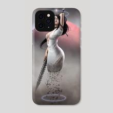 Claymore  - Phone Case by Waveloop (Ricardo Rodrigues)