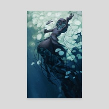Jellymaid - Canvas by Travis Purvis