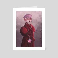 Sweet Music - Art Card by Marta Valdonio