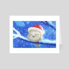wintertime - Art Card by dschunai