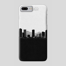Denver - Phone Case by Deniz Akerman