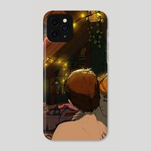 Goosebumps - Phone Case by Emmanuell Costa