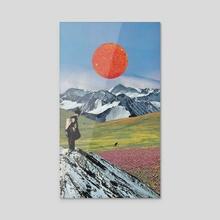 Amaterasu - Acrylic by Lerson