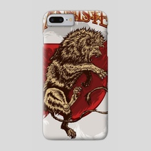 Lannister shield / Game of thrones - Phone Case by Jhony Caballero