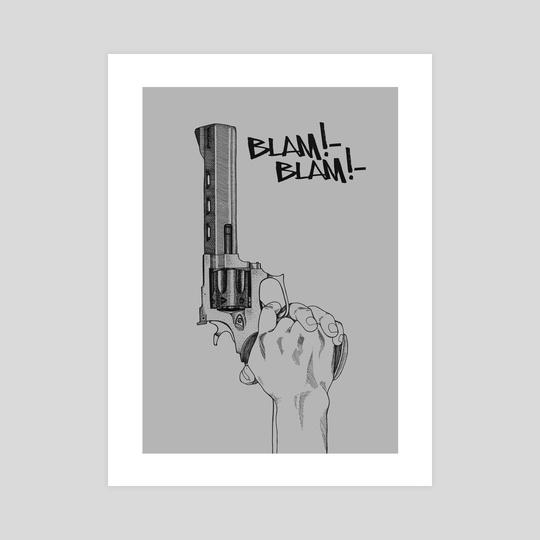 Gun by Vadim Zhulanov