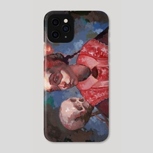 out of the closet - Phone Case by Veronika Gorbatenko