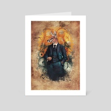 The Watchmaker - Art Card by Adventice