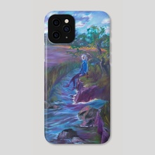 By the river - Phone Case by Jarred Davis