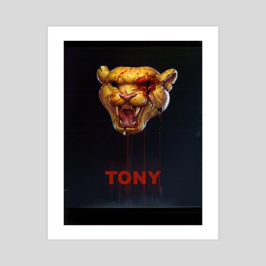 Tony by Vladimir Ziryanov