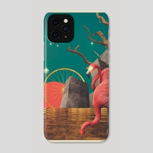 SONIDO // ADIR - Phone Case by ju sting