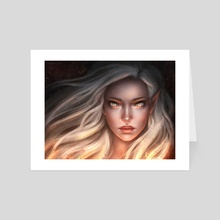 Aelin Galathynius - Art Card by Ally