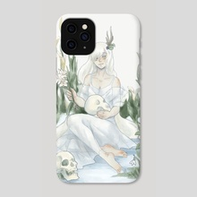 Spring Flowers - Phone Case by Nora Cheney