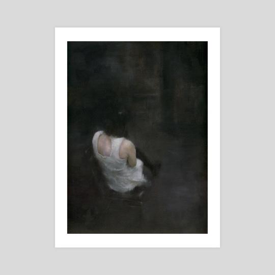 White Dress by Dillon Samuelson