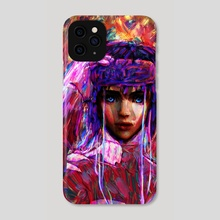 ghost in the shell major  - Phone Case by Maxim G