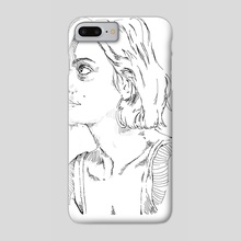 Loops for Life - Phone Case by Emma Hegedus