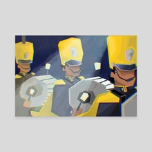 Bass! (2021) - Canvas by Aliyah Nadal