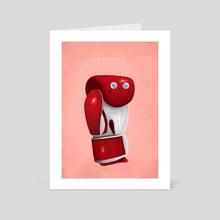 Uppercute - Art Card by Renaud Forestié