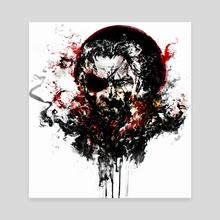 Metal Gear Solid 5 The Phantom Pain - Canvas by Maxim G