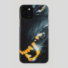 Hell animal - Phone Case by Rfjrt