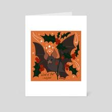 Witch's Brew: Wool of Bat - Art Card by Reimena Yee