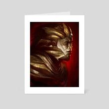 Lord Ragna - Art Card by Antonio Abadia