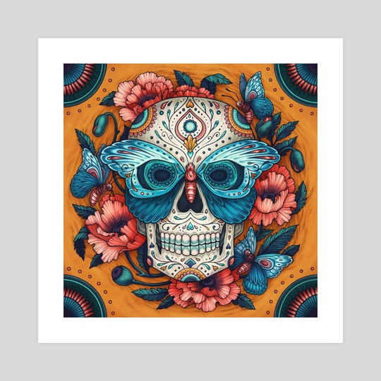 Day of the Dead 2 by Kate O'Hara