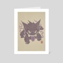#094 - Art Card by Art Yeuh