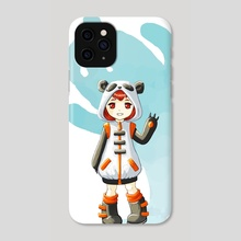 Cosplay - Phone Case by Indré Bankauskaité