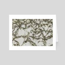 string charts - Art Card by drewmadestuff