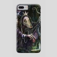 The Troll King - Phone Case by Samuel Nordius
