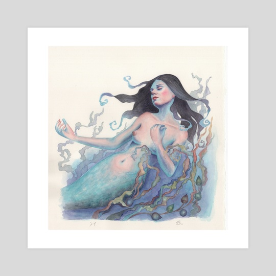 Pisces by Anne-Sophie Cournoyer